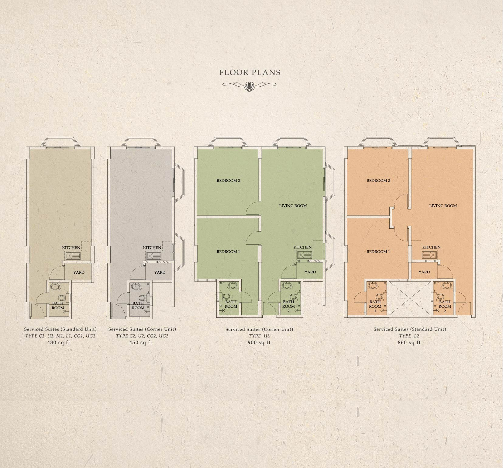 champs elysees- floor plan