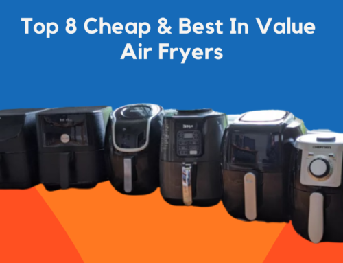 Cheap and Best Value in Air Fryers