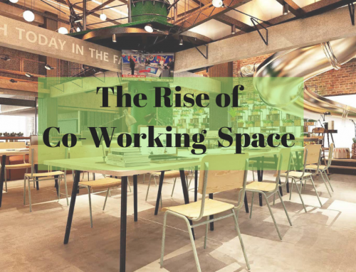 High Demand of  Co-working Space
