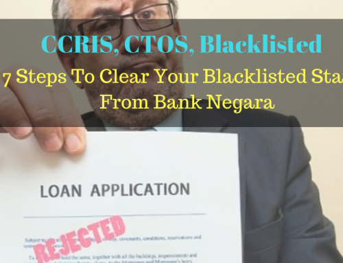 CCRIS, CTOS vs Blacklisted in BNM
